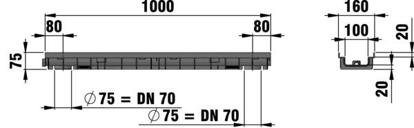 ابعاد کانال پیش ساخته 47062